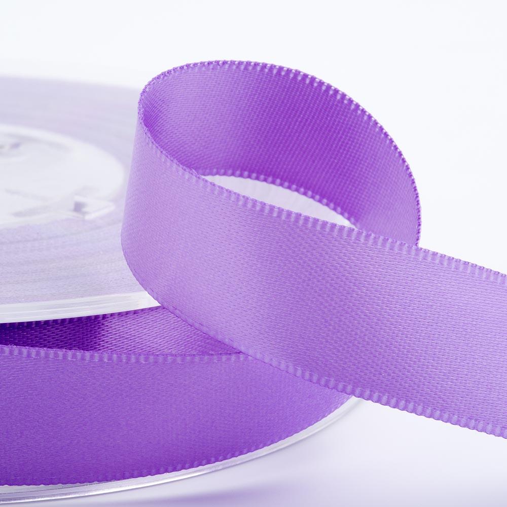 Lilac Satin Ribbon