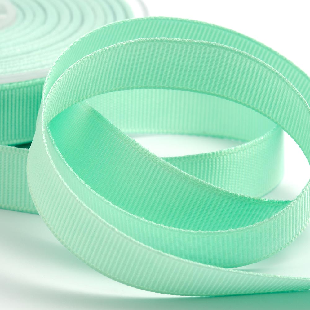 Light Green Satin Ribbon