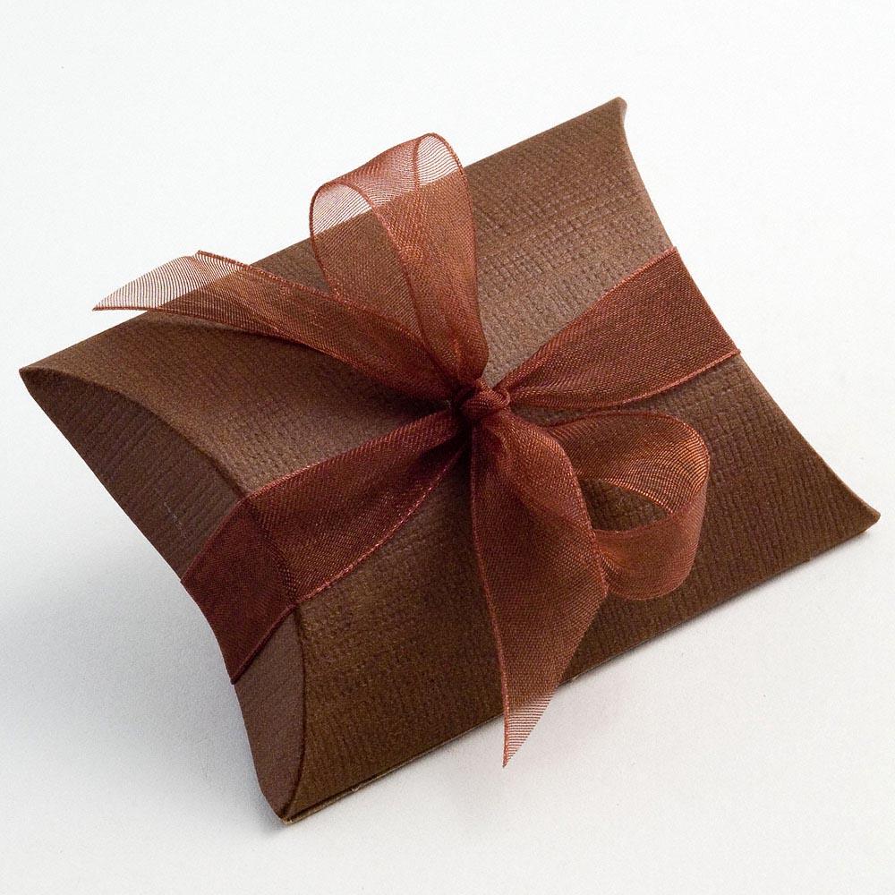 Brown Favour Boxes