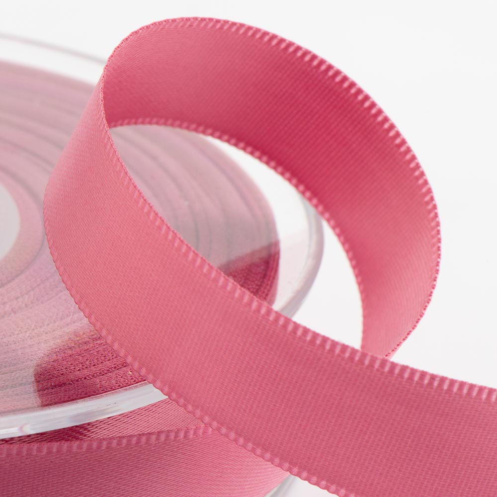 3mm Antique Pink Satin Ribbon 50M