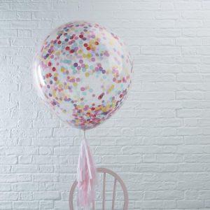 36inch Colourful Confetti Balloons