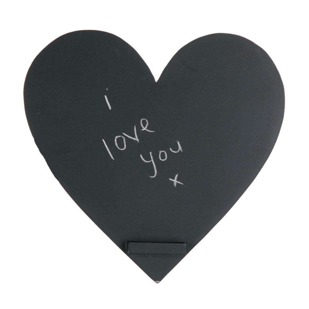 Chalk Board Heart