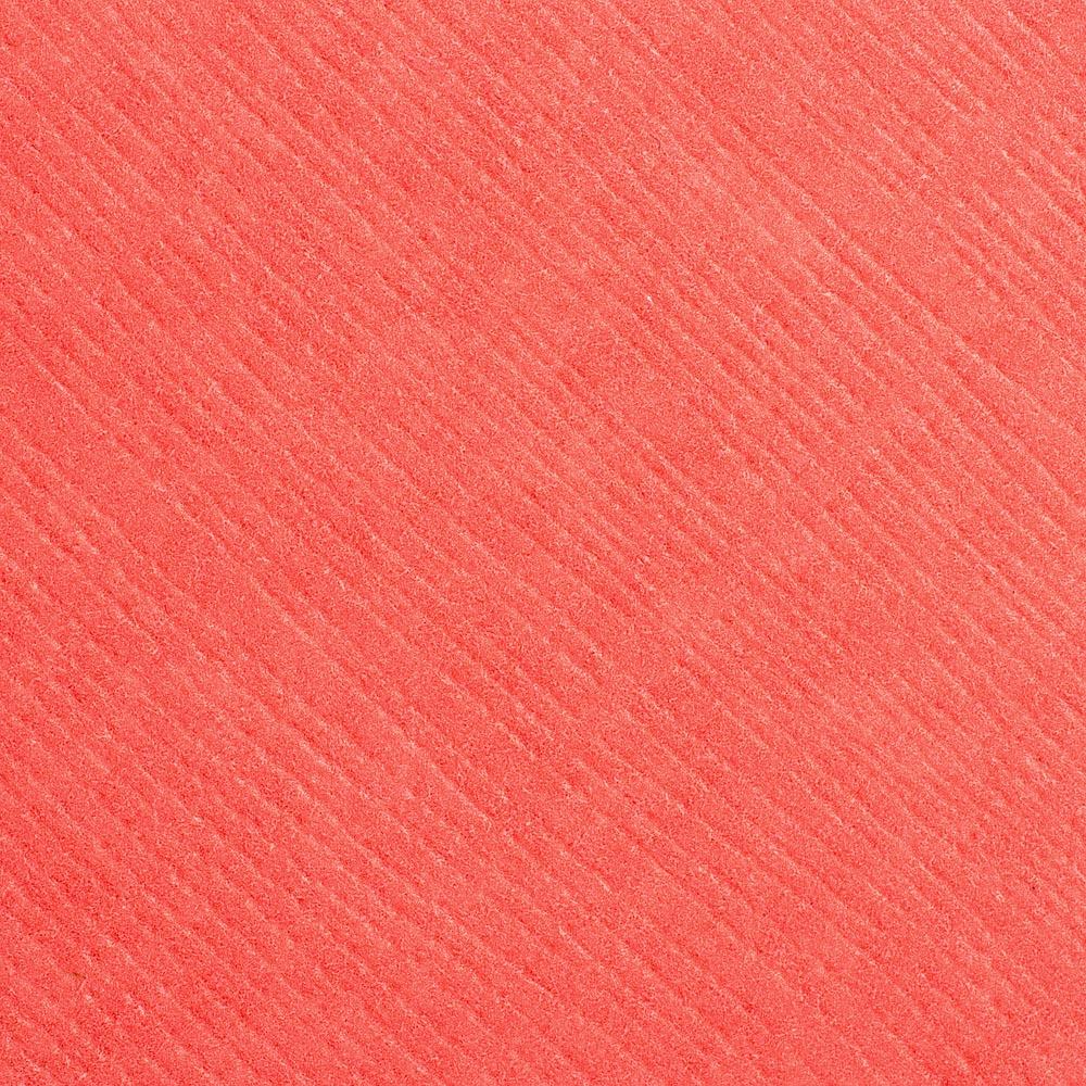 Coral Pink Silk Handbag Favour Box