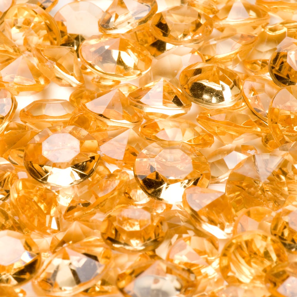 Gold Table Crystals