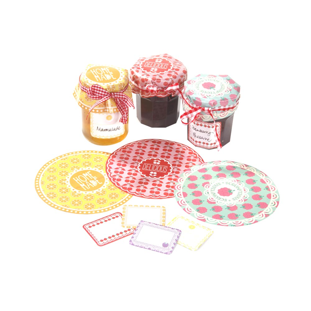 Jam Jar Favour Kit