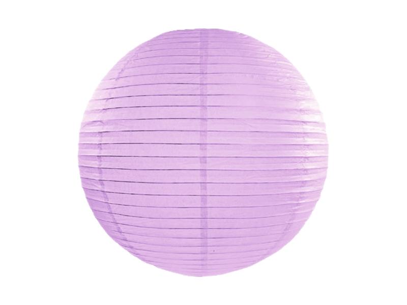 Lavender Paper Lanterns 14inch