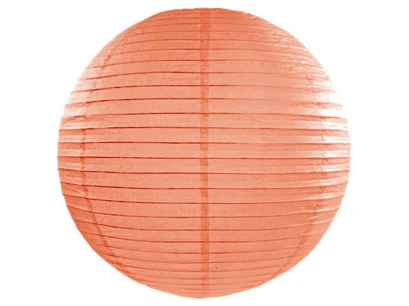 Light Orange Paper Lanterns 18inch