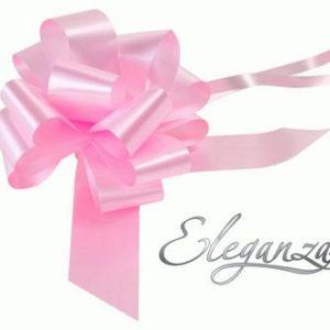 Light Pink 50mm Pull Bows (20 pcs)