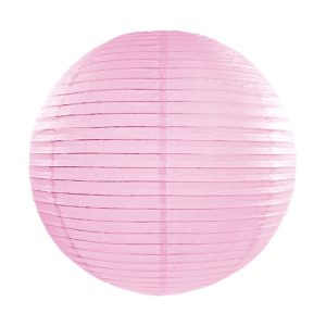 Light Pink Paper Lanterns 14inch