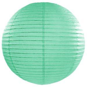 Mint Paper Lanterns 18inch