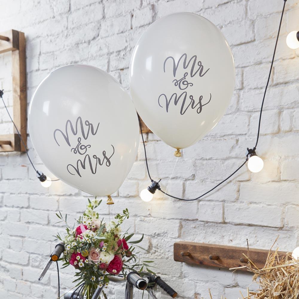 Mr & Mrs Balloons