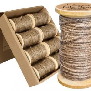 Natural Jute String 2mm x 15m