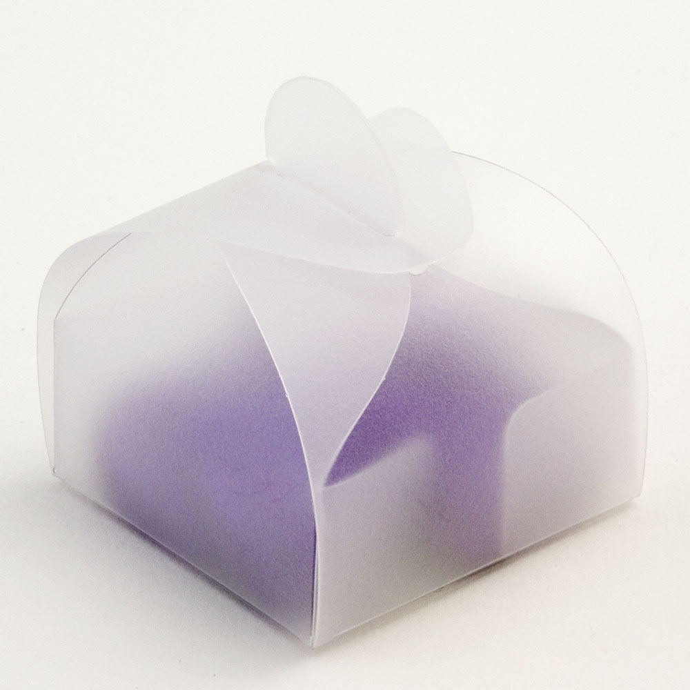 Opaque Mini Astuccio Favour Box