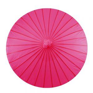 Paper Parasol - Fuchsia Pink
