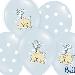 Pastel Blue Nellie Balloons