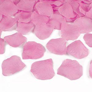 Pink Rose Petal Confetti Cannon
