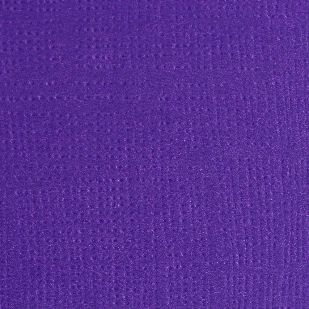 Purple Silk Square Favour Box with Lid