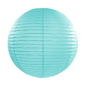 Tiffany Blue Paper Lanterns 14inch