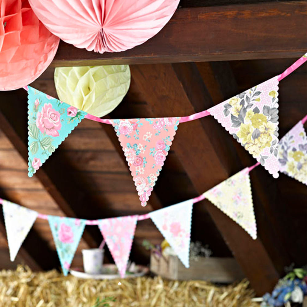 Truly Charming Bunting