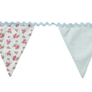 Truly Scrumptious Fabric Bunting