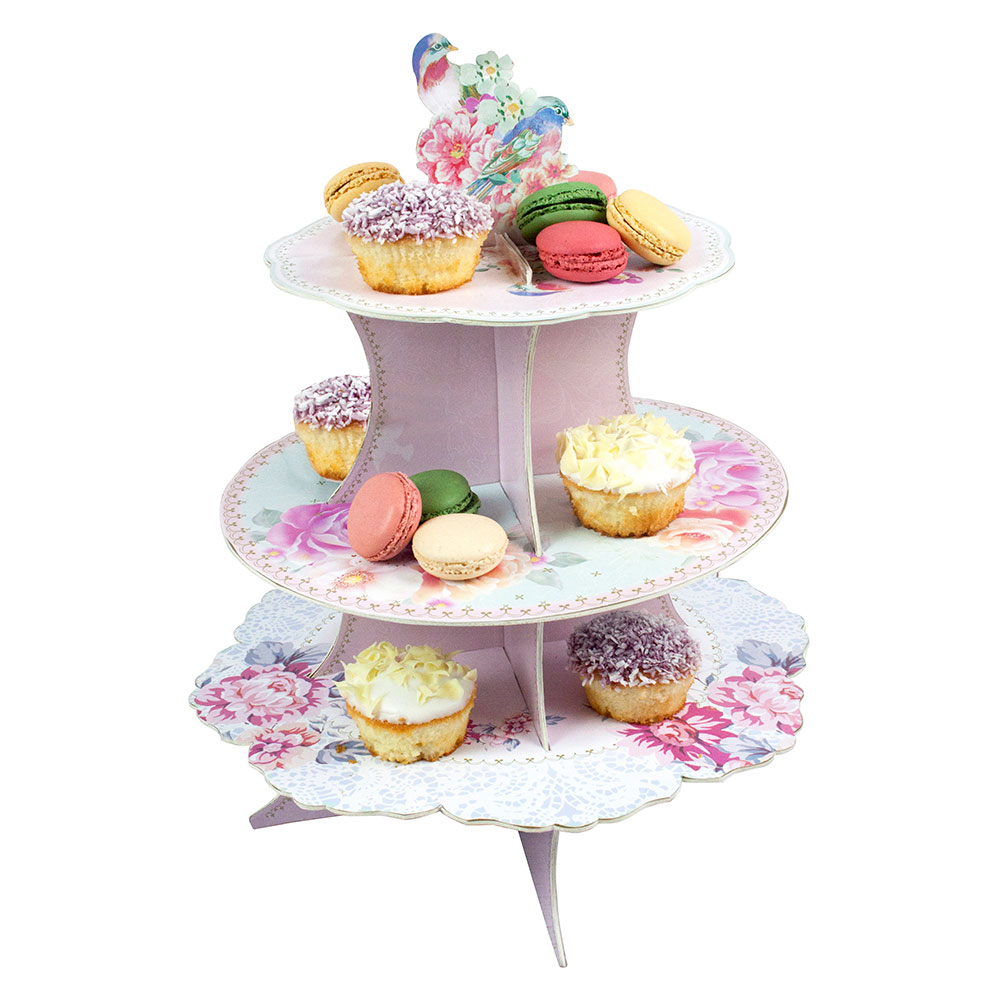 Truly Romantic Cup Cake Stand