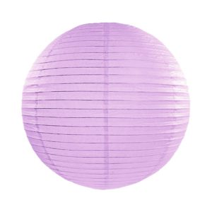Lavender Paper Lanterns 18inch