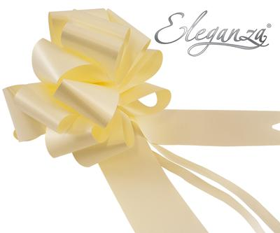 Cream 50mm Pull Bows (20 pcs)